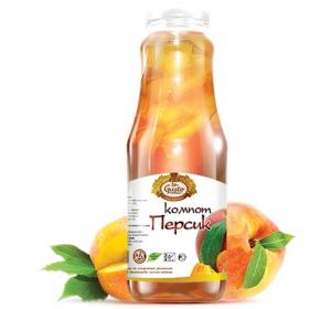 """Compote """"te Gusto"""" Peach 1L"""