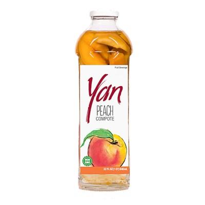"""Compote """"Yan"""" Peach 1L/33.8oz"""
