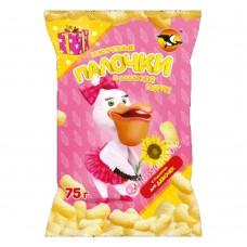 "Corn sticks ""Pelican"" sugar powdered (for girls)"