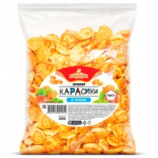 "Cracker ""Karasiki"" salted 400g"