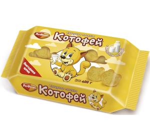 "Cracker ""Kotofey"" 400g"