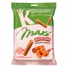 "Croutons ""Kirieshki MAXI"" Buffalo-style chicken wings"