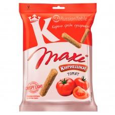 "Croutons ""Kirieshki MAXI"" tomato flavored"