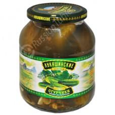 "Cucumbers ""Lukashinskie"" old russian style"