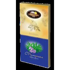 """Dark Chocolate"""" Taiga Taste"""" with Rosemary 100g"""