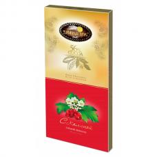 "Dark Chocolate"" Taiga Taste"" with Viburnum fruits 100g"