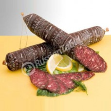 "Dry Salami ""Georgian"" Cold Smoked (stick +/-1.5lb)"