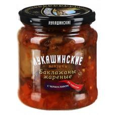 "Eggplant ""Lukashinskie"" fried, with Prunes 460g"