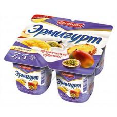 """Ermigurt 7.5% """"Cream"""" tropical fruit"""