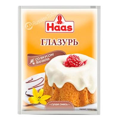 "Glaze ""Haas"" Vanilla Flavor 80g/2.82oz"