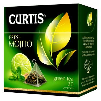 "Green tea ""Curtis"" Fresh Mojito (20 count)"