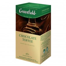 "Greenfield Black Tea ""Chocolate Toffee (25 Count)"