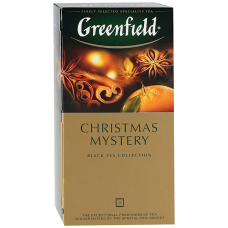 "Greenfield Black Tea ""Christmas Mystery"" (25 count)"