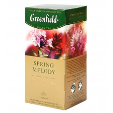 "Greenfield Black Tea ""Spring Melody"" (25 count)"