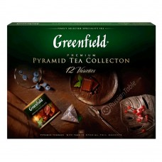 """Greenfield"" Premium Pyramid Tea Collection"