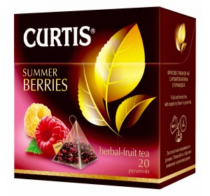 "Herbal-fruit tea ""Curtis"" Summer Berries (20 count)"