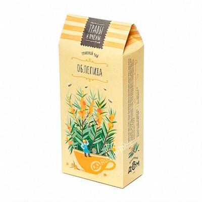 """Herbal tea """"Bees&Honey"""" Sea buckthorn 80g"""