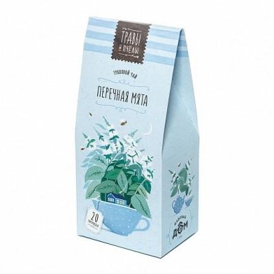 """Herbal tea """"Bees&Honey"""" Mint (20 count)"""