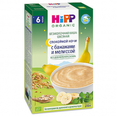 """HiPP"" Milk-FREE Good Night Porridge Banana/Melissa 200g/7.05oz"