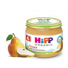 """HiPP"" Pear Puree 80g/2.82oz (4 month +)"