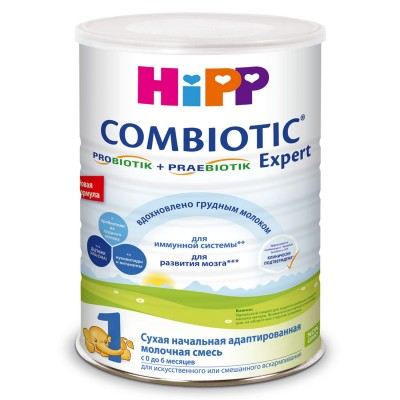 HiPP Stage 1 Organic BIO Combiotic 800g/28.2oz
