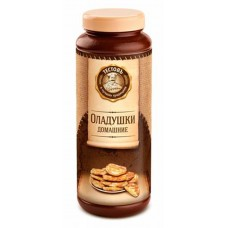 "Homemade Oladushki (Pancakes) ""Testov"" Mix"