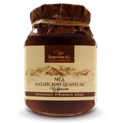 "Honey Altay HEALER ""Berestov"""