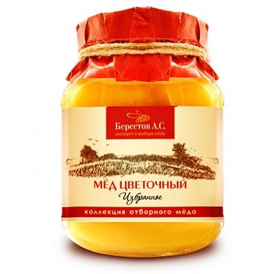 """Honey """"Berestov"""" Flower Selection"""