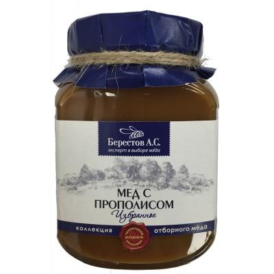 "Honey ""Berestov"" with Propolis"