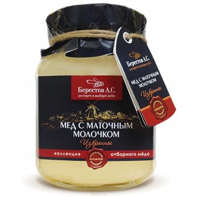 """Honey """"Berestov"""" with Royal Jelly"""