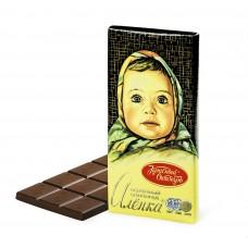 "Imported Russian Milk Chocolate ""Alenka"""