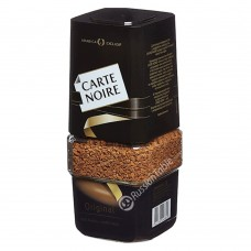 "Instant Coffee ""Carte Noire"" Original 190g"