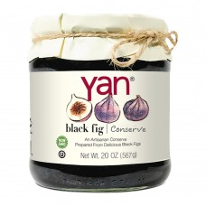 "Jam ""Yan"" Black Fig 567g/20oz"