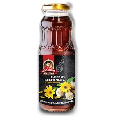 Jerusalem artichoke (Topinambur) syrup 330g