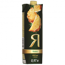 Juice Ya - Pineapple with Pulp