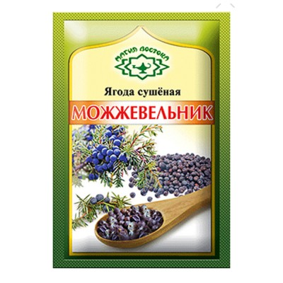 "Juniper dried berries ""Magiya vostoka"""