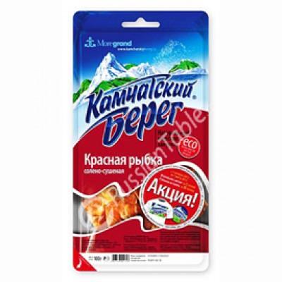 """Kamchatskiy bereg"" Dried Krasnaya Rybka (Solea Fish)"