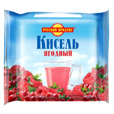 """Kissel """"Russian product"""" Berry"""