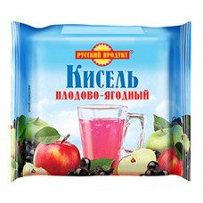 "Kissel ""Russian product"" fruits and berries"
