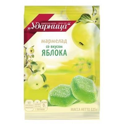 "Marmalade ""Udarnitsa"" Apple Taste 325g"