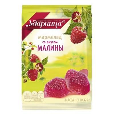"Marmalade ""Udarnitsa"" Raspberry Flavor 325g"