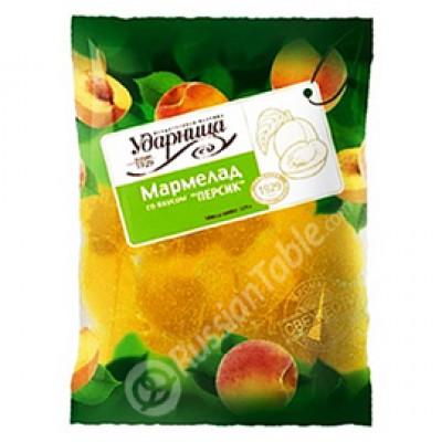 "Marmalade with taste ""Peach"" ""Udarnitsa"""