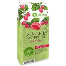 """Marmalade """"Zhyvye Konfety"""" Raspberry 170g (Sugar FREE)"""