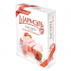 "Marshmallow (Pastila) ""Charmelle"" Strawberry & Cream Taste"