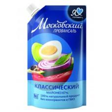 "Mayonnaise ""Moscow Provansal"" Classic 400g"