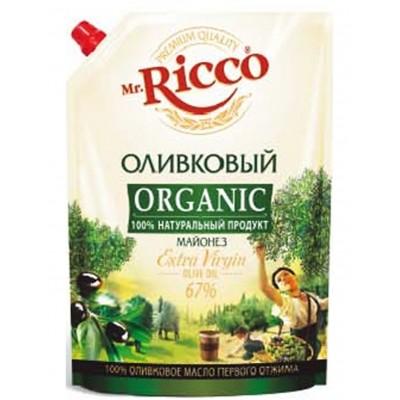 """Mayonnaise """"Mr. Ricco Olive"""" 800gr"""