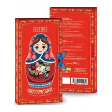 "Milk Chocolate ""Russian Matreshka"" 100g"