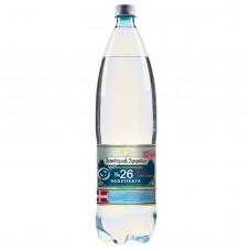 "Mineral water ""Nagutskaya No. 26"" (1.5L)"