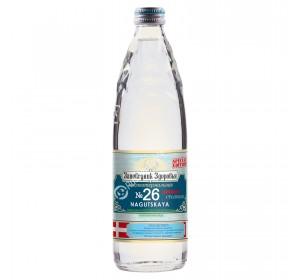 "Mineral water ""Nagutskaya No. 26"" 500ml"