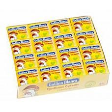 "Mushroom Bouillon ""Gallina Blanca"" 48 cubes"